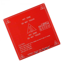Cama Caliente MK2B PCB 12V 24V