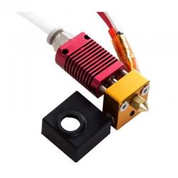 Kit Hotend impresora 3D Larga Distancia MK8 Ø0.4mm 1.75mm