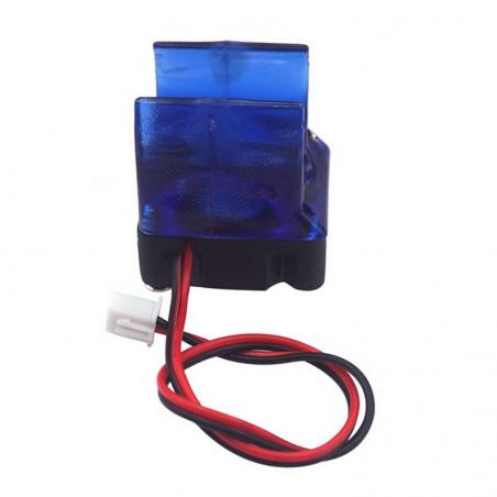 Cubierta para ventilador refrigerador hotend E3D/V5/V6