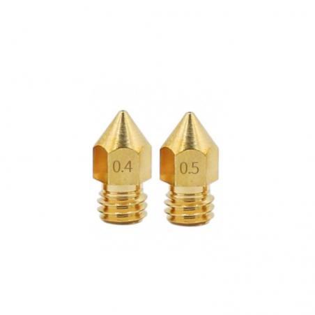 Boquilla MK8 para filamento 3mm.