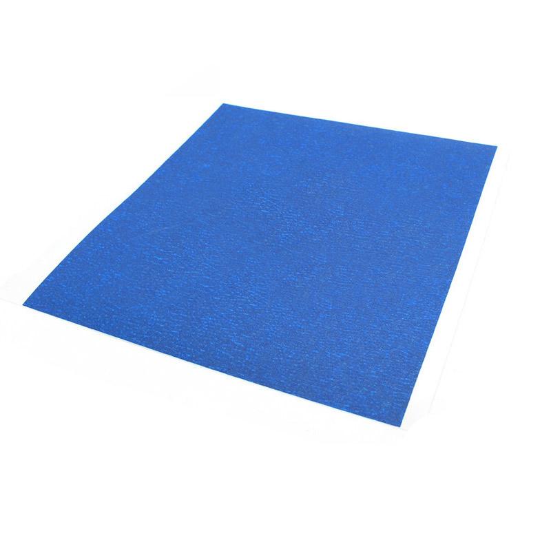Lamina cinta azul 200x210 mm para impresión 3D