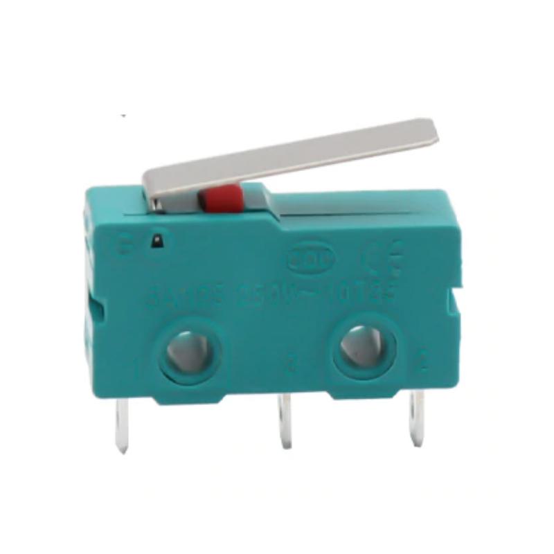 Microinterruptor mecánico KW4-3Z-3 para Impresora 3D