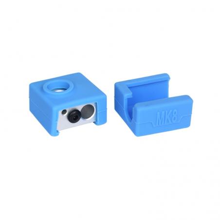 Protector HotEnd silicona MK7/8 (lote 2)