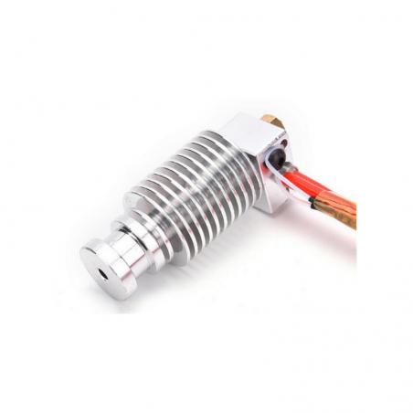 Hotend Extrusor Metal 0.3mm Corta Distancia E3D-V6