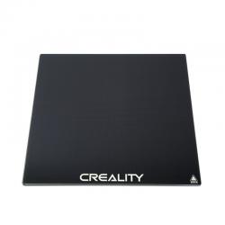 Placa vidrio templado CREALITY CR-6 SE carbon y silicio 245x255 mm.