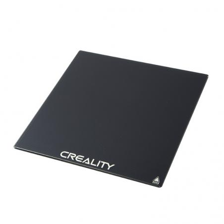 Placa vidrio templado CREALITY CR-6 SE carbon y silicio