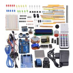 Kit ampliado aprendizaje Arduino UNO R3
