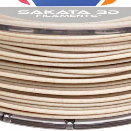 PLA Sakata Wood Arce 1.75 mm 450 gr