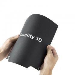 Sticker para cama impresión CREALITY magnética CR-10 Max 47x47 cm.