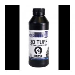 Resina Monocure 3D Rapid TUF (ultraresistente, transparente) 0,5L.