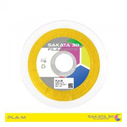 PLA Mate Sakata 850 Yellow. Filamento 3D 1.75 mm. 1Kg.