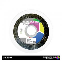 PLA Mate Sakata 850 Black Filamento 3D 1.75 mm. 1Kg.
