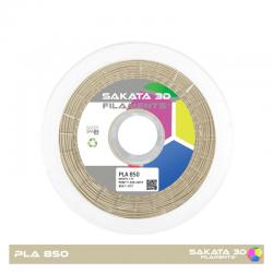 PLA Sakata 850 Yvory. Filamento 3D 1.75 mm. 1Kg.