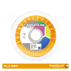 PLA Sakata 850 Silk Sunset. Filamento 3D 1.75 mm. 1Kg.