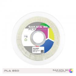 PLA Sakata 850 White Filamento 3D 2.85 mm. 1Kg.