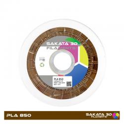 PLA Sakata 850 Chocolate. Filamento 3D 1.75 mm. 1Kg.