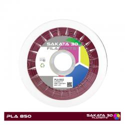 PLA Sakata 850 Silk Wine Filamento 3D 1.75 mm. 1Kg.