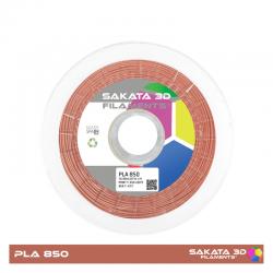 PLA Sakata 850 Terracota. Filamento 3D 1.75 mm. 1Kg.