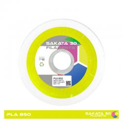 PLA Sakata 850 Lima fluor. Filamento 3D 1.75 mm. 1Kg.