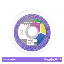 PLA Sakata 850 Purple. Filamento 3D 1.75 mm. 1Kg.