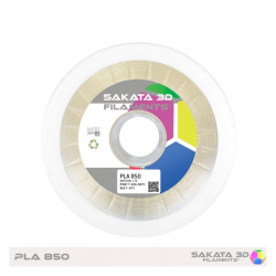 PLA Sakata 850 Natural. Filamento 3D 1.75 mm. 1Kg.
