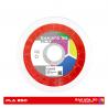 PLA Sakata 850 Red. Filamento 3D 1.75 mm. 1Kg.