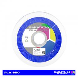 PLA Sakata 850 Blue. Filamento 3D 1.75 mm. 1Kg.