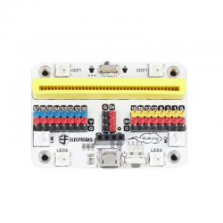 Módulo Wukong para compatibilizar Lego & micro:bit