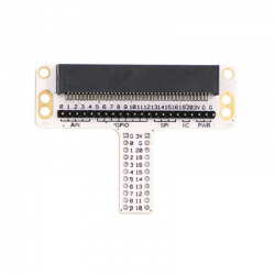 Protoboard adaptador micro:bit