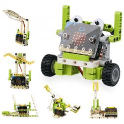 Kit 6 en 1 Ringbit bloques (compatible con Lego)