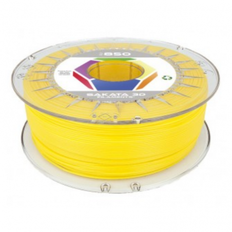 PLA Sakata 850 Yellow. Filamento 1.75 mm. 1Kg.