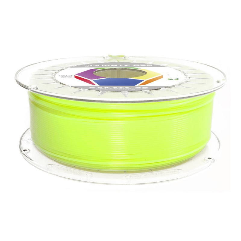 Sakata 850 Lima fluo. Filamento 3D 1.75 mm. 1Kg.